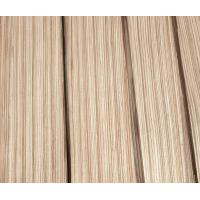 Buy cheap Well Sliced Zebrano Natural Wood Veneer for Furniture Door Panel Furnishings from www.shunfang-veneer.com from wholesalers