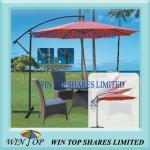 Buy cheap Banana Patio Design Outdoor Garden Sun Umbrella from wholesalers