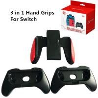 Buy cheap 3 in 1 Grip Holder Cover Hand Grip Handle Gamepad ABS Material for Nintendo Switch Grip Kit from wholesalers