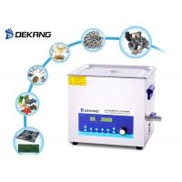 Buy cheap 10L Timing Professional Ultrasonic CleanerPower Adjustable Laboratory Cleaning from wholesalers