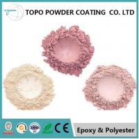 Buy cheap RAL 1002 Heat Transfer Powder Coating For Iron Castings 94% Glossy from wholesalers