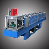 Buy cheap 4-5m/min Roof Ridge Cap Roll Forming Machine Fully Automatic Control from wholesalers