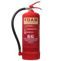 Buy cheap Multi Purpose 6L Foam Fire Extinguisher For Paper / Wood / Textiles Fire product