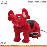Buy cheap Mechanical Animal Ride Horse on Toy Entertainment Devices, Pet Toys Machine Rides-Elephant from wholesalers