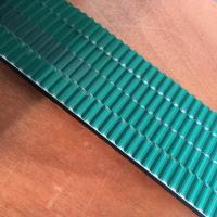 Buy cheap T10 industrial timing belt with green cloth and spronge product