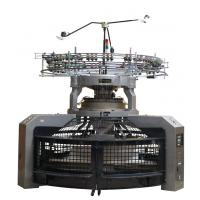 Buy cheap High Speed Inter-Rib Open Width Circular Knitting Machine from wholesalers