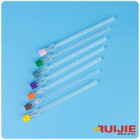 Buy cheap Disposable material stainless steel needle colorful medical spinal needle from wholesalers
