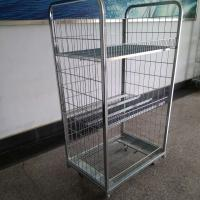 Buy cheap Vendor Flower Display Rack 458X379X1415mm Size 80KG Loading Capacity from wholesalers