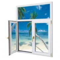 Buy cheap PVC Double Glazed Windows (P-D-G-W-001) from wholesalers