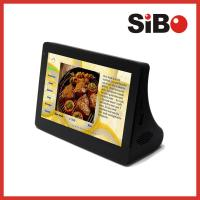 Buy cheap Q899 Free Standing Android Table PC For Restaurant E-menu Service Automation with POE from wholesalers