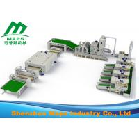 Buy cheap 25000 KG Weight Non Woven Polyester Wadding Production Line With Thermal Bonded from wholesalers