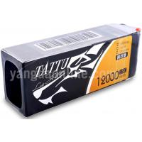 Buy cheap GENS TATTU 12000MAH 6S1P 15C HIGH VOLTAGE LIPO BATTERY PACK from wholesalers