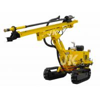 Buy cheap Hydraulic Crawler Dth Rock Drill Rig For Blast-Hole Drilling Jk580 from wholesalers