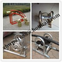Buy cheap Quotation Laying cables in ducts - Rope protecting roller,Cable Rollers product