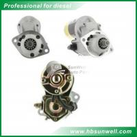 Buy cheap Cummins 6BT Diesel Engine Starter Motor 3964428 Multi Size ISO9001 Approved product