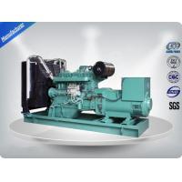 Down gen-set Less Fuel Comsuption 400KVA Diesel Generator With Cummins engine