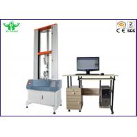 Buy cheap Electronic Servo Universal Tensile Testing Machine For Laboratory Computer Controlled from wholesalers