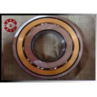 Buy cheap Low Noise Angular Ball Bearing 30mm Bore Size For Carrying Axial And Radial Loads from wholesalers