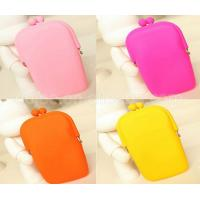 Buy cheap Fashion Promotional Silicone Cosmetic Bag For Women  from wholesalers