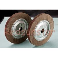 Buy cheap Grinding Flap Wheel for Stainless Steel Polishing from wholesalers