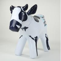 Buy cheap Cow PVC Inflatable Pool Animals Silk Screen Printing Great Craftmanship Kids Toy from wholesalers