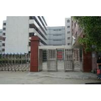Buy cheap Double lane full height turnstile security revolving gate for schools from wholesalers