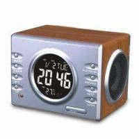 Buy cheap USB Speaker with FM Radio, Screen, 4Ω, 3W Speaker and 2 x 3W Power, Supports SD Card from wholesalers