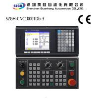 Buy cheap 3 Axis CNC Turning And Lathe Machine Controller With New Panel Position Feedback Function from wholesalers