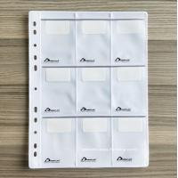 Buy cheap EVA Display Sheet With 4 / 6 / 8 / 9 /12 Pockets Ideal For Buckles , Buttons from wholesalers