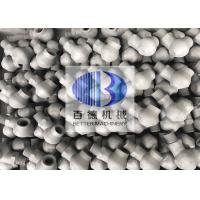 Buy cheap Reaction Bonded Silicon Carbide Products / SiSiC Ceramic Spray Nozzles from wholesalers