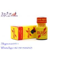 Buy cheap 18pcs/Lot New Package Liquid Incense Pwd Rush Poppers Rush 10ml Gay Poppers,Sex Products,Perfume For Gays from wholesalers