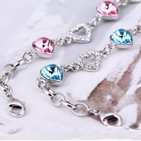 Buy cheap Ref No.: 205011 Loving thoughts Elements Swarovski bracelet watch costume jewellry wholesale birthstone jewelry for mom from wholesalers