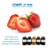 Buy cheap Fruit Concentrated Liquid Flavor/ Strawberry and Mango Flavor used for nicotine E Liquid from wholesalers