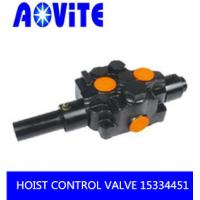 Buy cheap TR100 truck body hoist control valve 15334451  15301345 from wholesalers