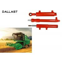 Buy cheap Small Bore Agricultural Farm Hydraulic Steering Cylinder for Combine Harvester from wholesalers
