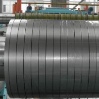 Buy cheap Stable 2B ba surface finish high quality 201 stainless steel coil slit strips product