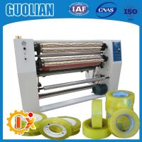 Buy cheap GL-215 Factory outlet noiseless stationery tape slitting machine malaysia from wholesalers