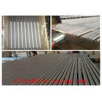 Buy cheap Duplex S32750 Stainless Steel Pipe , Aneanled Steel Seamless Pipe from wholesalers