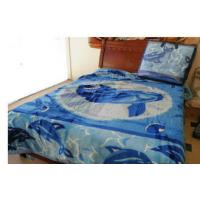 Buy cheap Warmth Smooth Soft Mink Blanket Antistatic 220X240CM , Home Quilted Throw Blankets from wholesalers