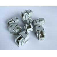 Buy cheap RJ11 2 Contact Jack Module Toolless Network Keystone Jack for Wall Mount Socket from wholesalers