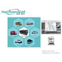 Buy cheap 4ch 720P AHD HDD Mobile DVR System for Vehicle Security GPS+3G+WIFI Optional product