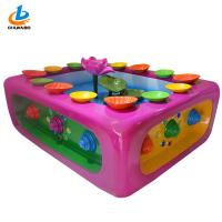 Buy cheap Kids Lotus Pool Fishing Game Machine Cute Design For Shopping Center from wholesalers