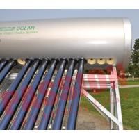 Buy cheap Heat Pipe Solar Energy Water Heater , Integrated Solar Water Heater 300 Liter from wholesalers