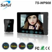 Buy cheap Top Saful 2.4GHz wireless peephole video door phone intercom system from wholesalers