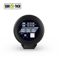 Buy cheap 15VDC GPS Compass Car Racing Dashboard Gauge DO912 Touch from wholesalers