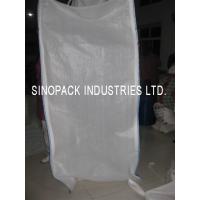 Tall U-panel Big Bag FIBC , UV treated cement Polypropylene Jumbo Bags
