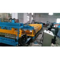 Buy cheap Grain Bin Storage Steel Silo Forming Machine / Steel Silo Storage Forming product