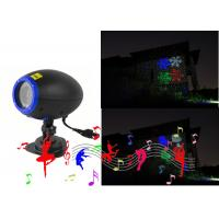 Buy cheap Zilun Pro Lighting made ABS Material CE certificated Star shower outdoor laser lights for Christmas decoration from wholesalers