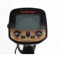 Buy cheap Pulse Induction Gold Finder Detector , High Depth Treasure Hunter Metal Detector FS2 hot sale from wholesalers