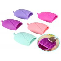 Buy cheap Professional Makeup Remover Brush Cleaner Washing Tools With Corn Shape from wholesalers